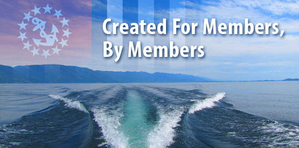 Created for members, by members